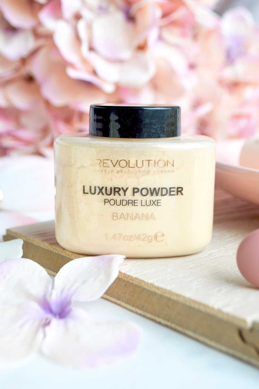 Makeup Revolution Banana Powder