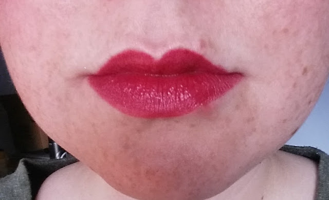 Makeup Revolution Lipstick in Rebel With Cause