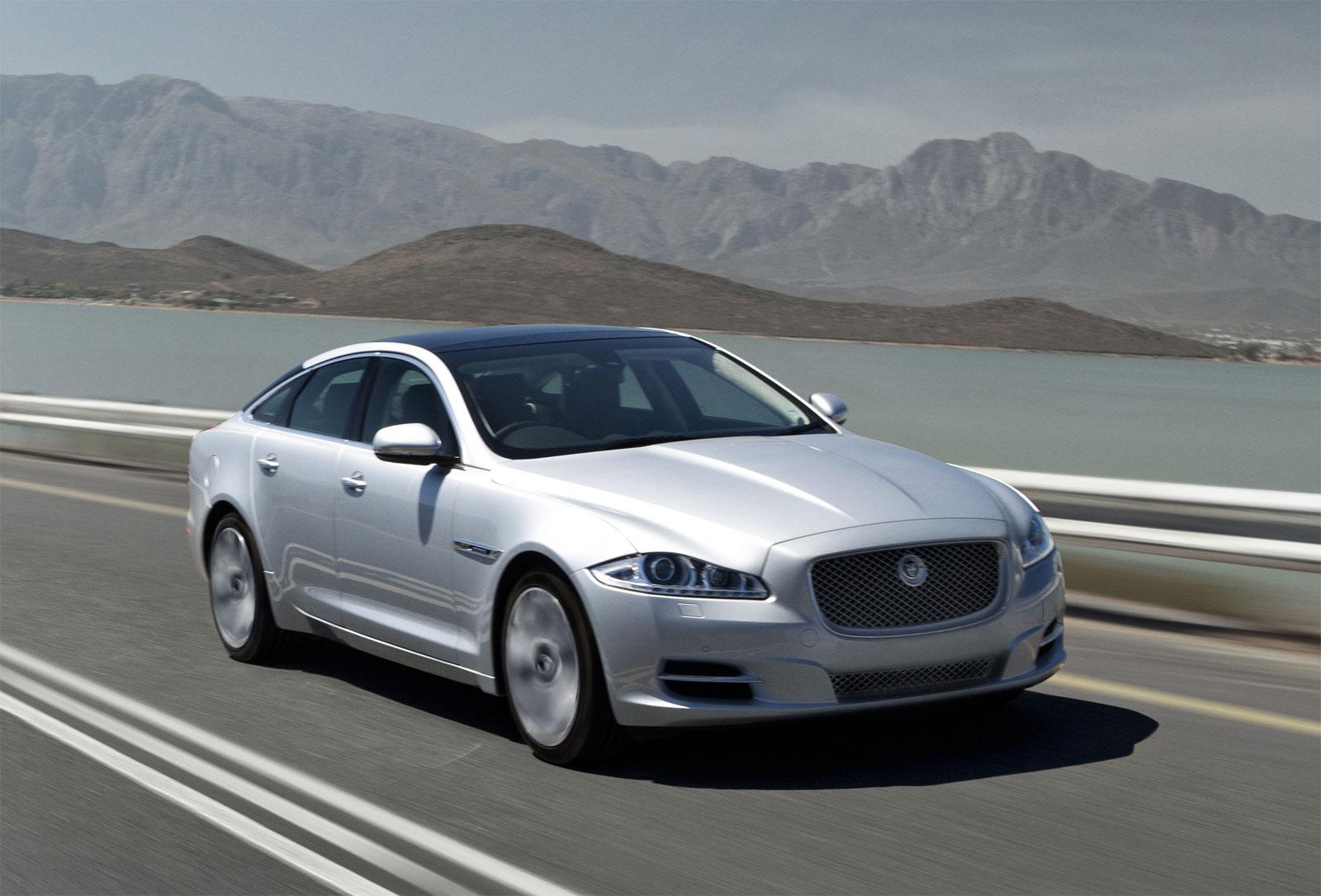 Sport Cars: Jaguar XJL Hd Wallpapers 2012