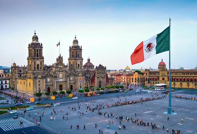 Vem aí: a #SinTrip mexicana!