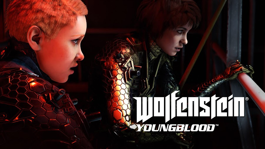 wolfenstein youngblood story jess and soph bBlazkowicz