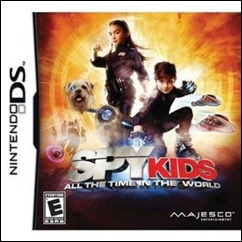 SpyKids: All The Time In The World (for DS)