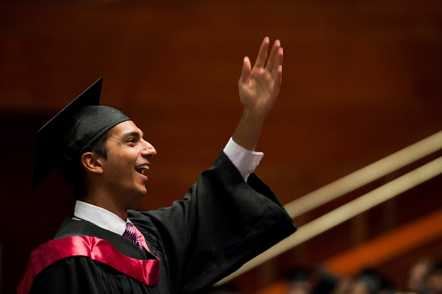 Convocation Congrats! June 15: Agricultural, Life and Environmental Sciences