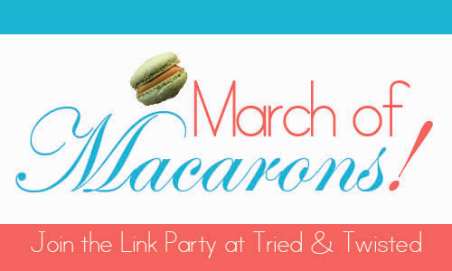 March of Macaron Linky Party