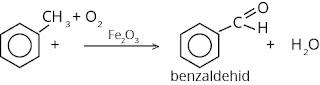 reaksi pembuatan benzaldehid