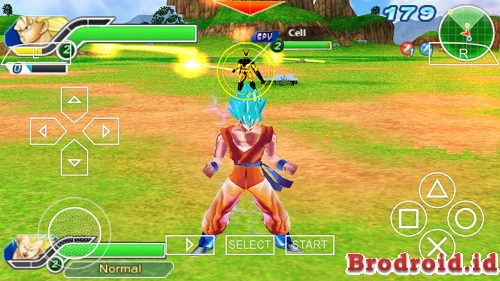 Download Dragon Ball Z Tenkaichi Tag Team MOD Ultra V6