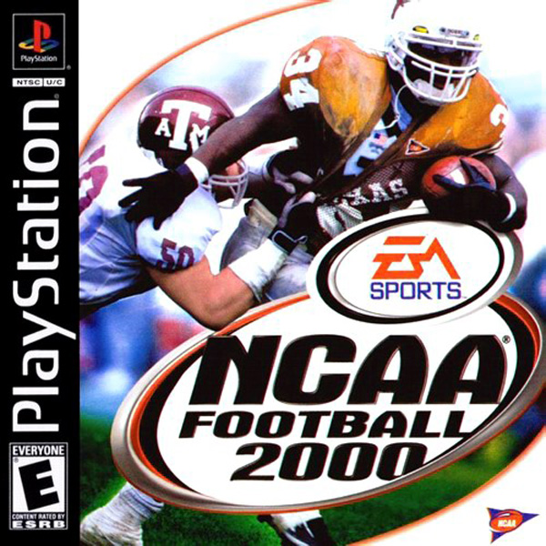 NCAA Football 2000 - PS1 - ISOs Download