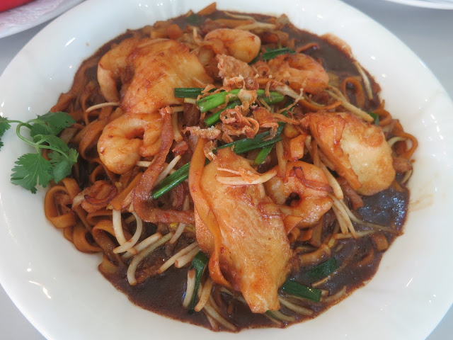 Braised Hokkein Noodles