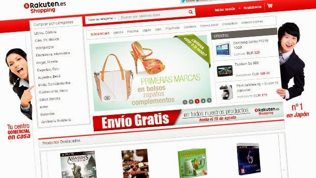centro comercial online para tus compras