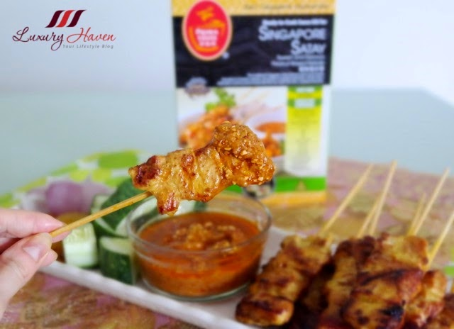 asian cuisine singapore satay peanut sauce