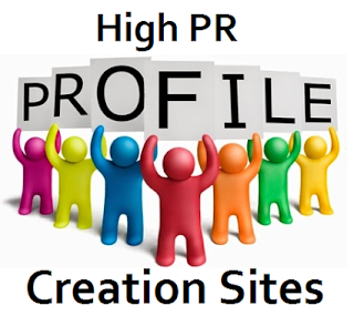 Top High PR Do Follow Profile Creation Sites List