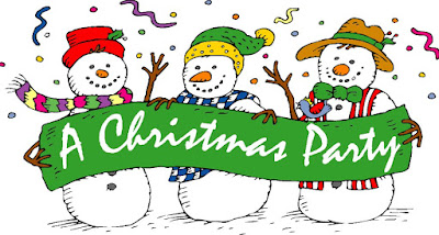 Christmas Party Clipart