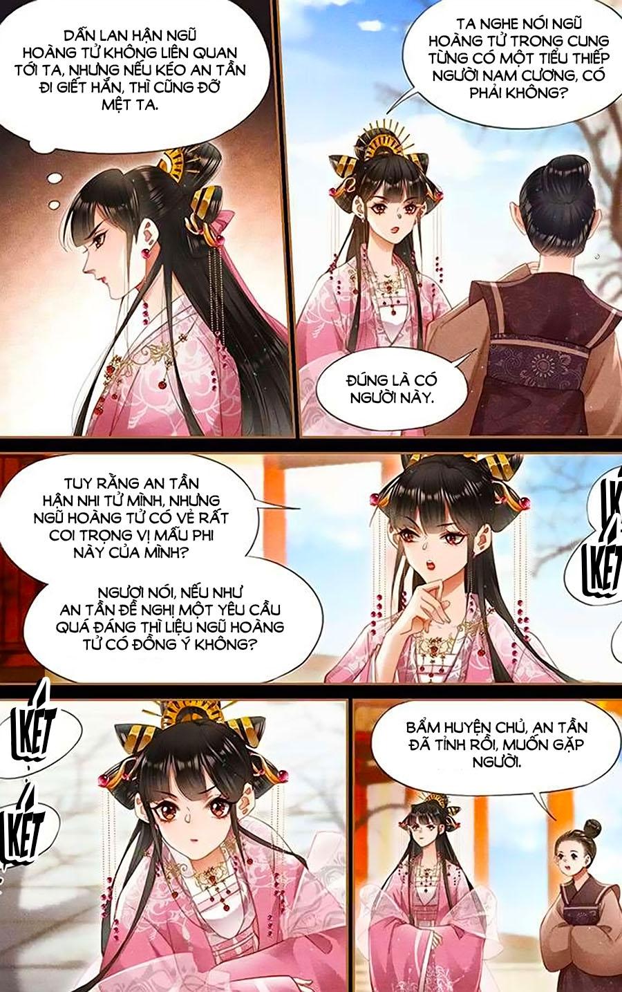Thần Y Đích Nữ chap 277 - Trang 7