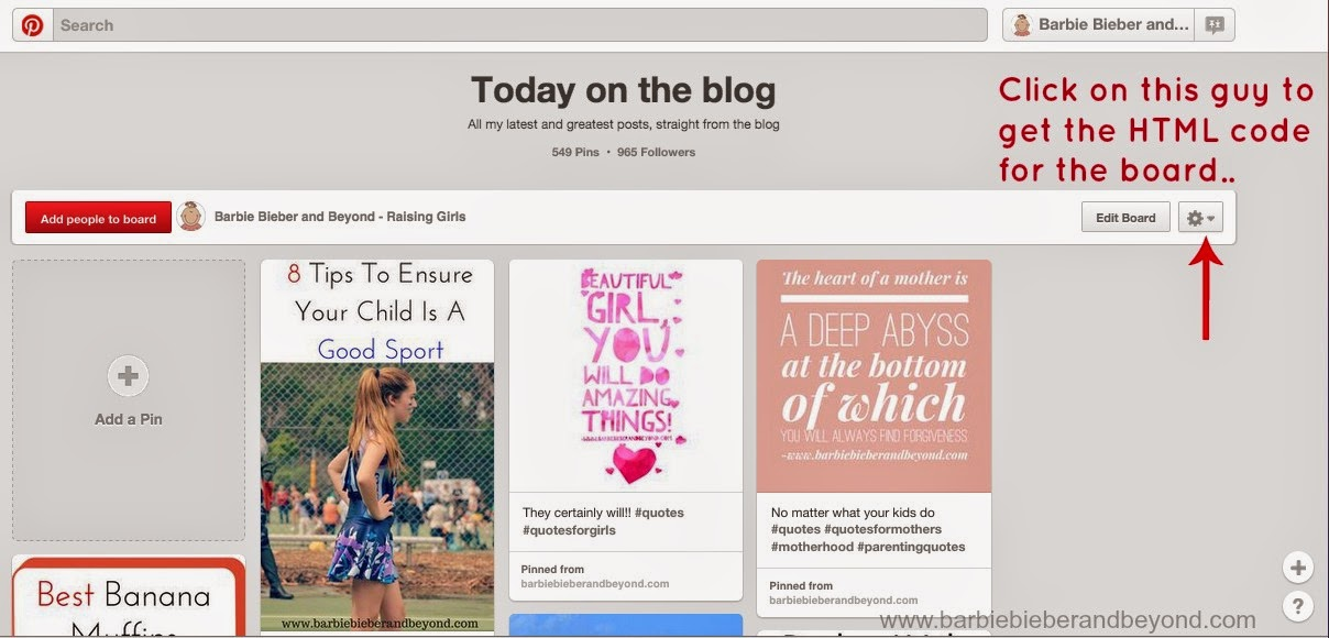 Increase Page Views With Pinterest