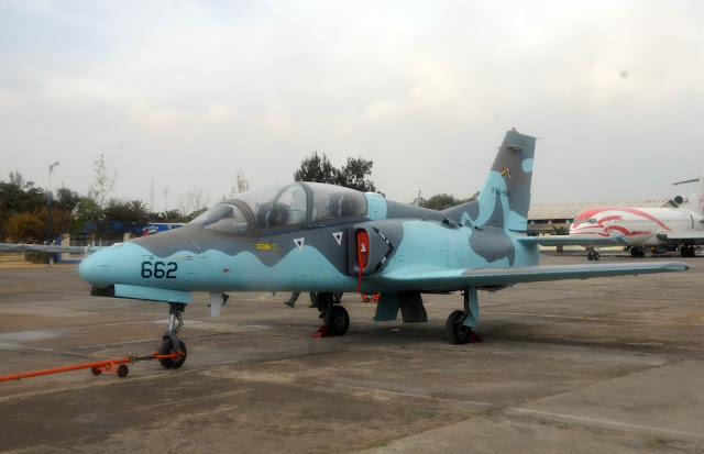 Image Attribute: The file photo of Bolivian K-8 Karakorum Jet Trainer. In 2011, Bolivia announced the procurement deal of six jets at a cost of US$58 million from China.