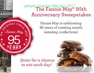free Fannie May coupons for february 2017