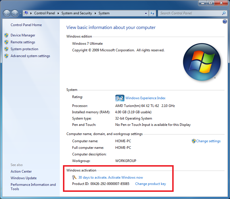M hacker arif windows 7 activation how to activate window 7 all version ccuart Choice Image