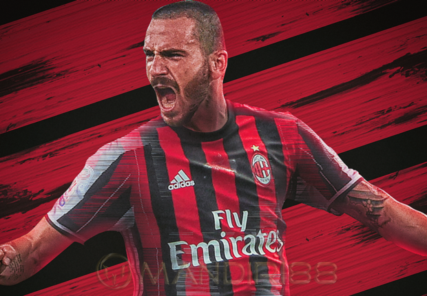 Agen Leonardo Bonucci Finalisasi Transfer Ke AC Milan