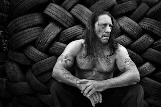 Retrato de Dany Trejo