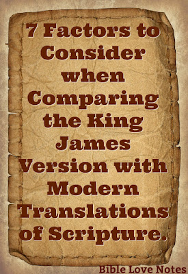"This article expresses concerns with The Message and The Passion Translation but recommends the use of other legitimate translations of Scripture, refuting the ""KJV only"" teaching."