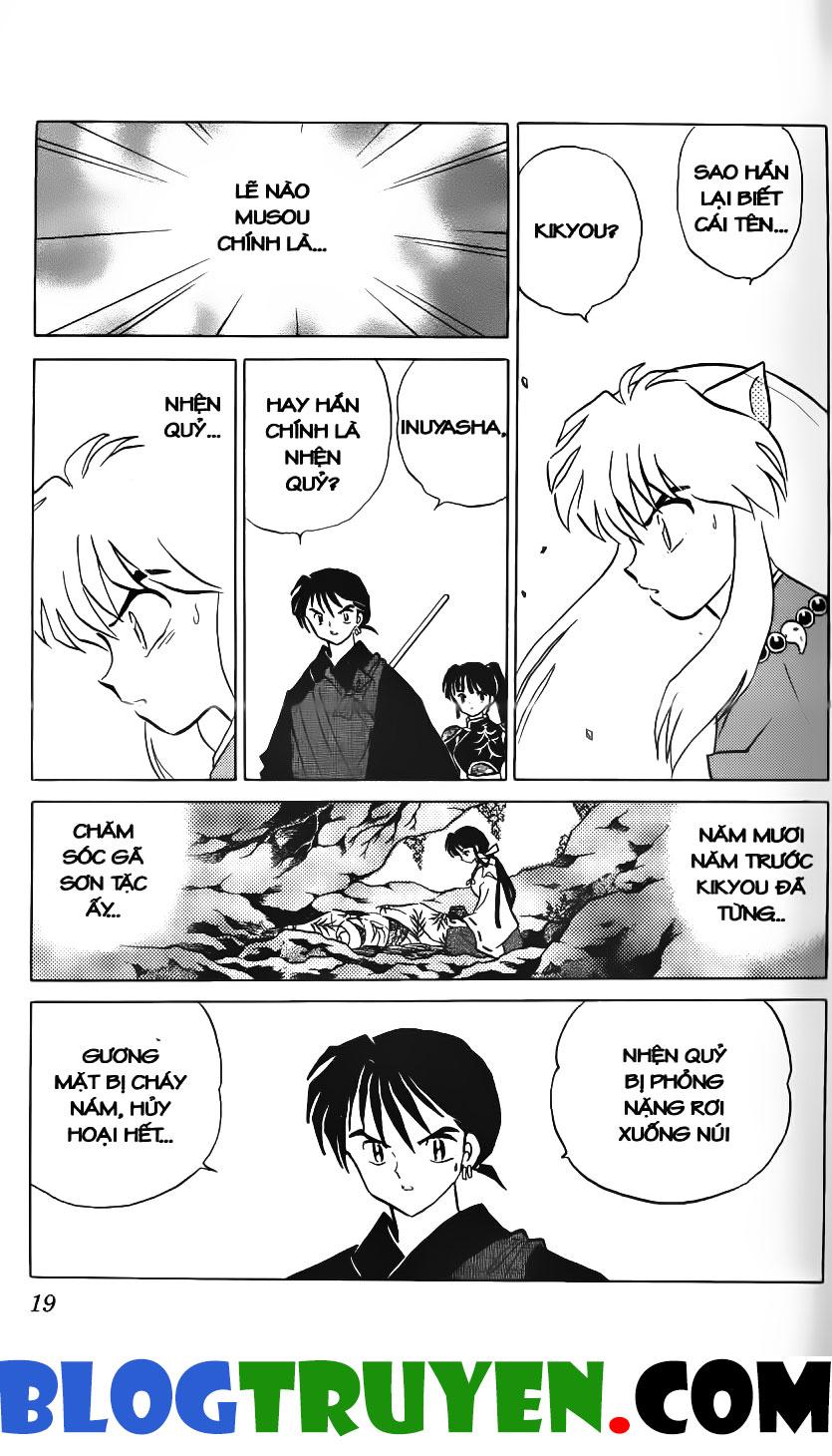 Inuyasha vol 22.1 trang 17