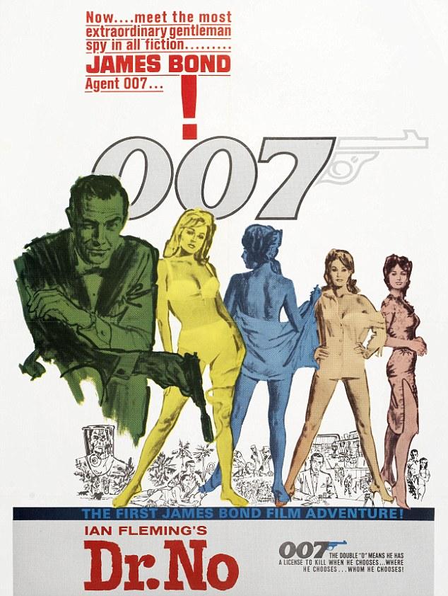 Listellaneous James Bond Film Review Series Installment 1