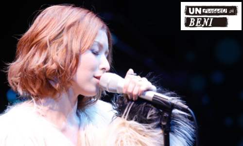Beni's MTV Unplugged set - releases on May 23rd | Beni