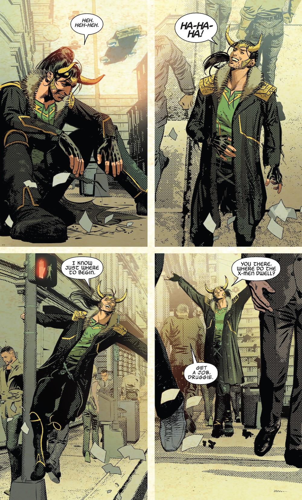 Loki Infinity Wars
