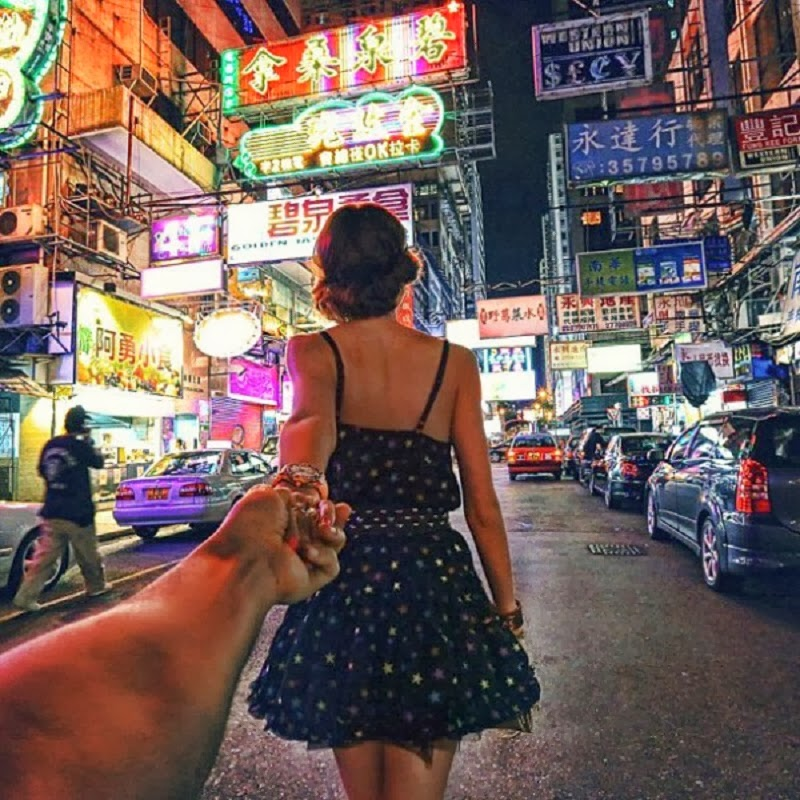 Follow Me – a Romantic Project Presented by a Traveling Couple