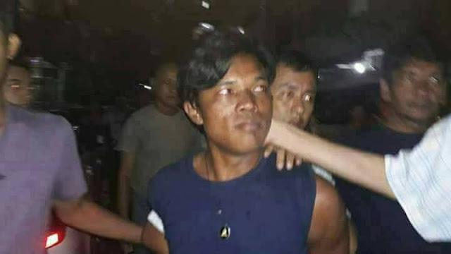 Myanmar Now ● လူသတ္ရန္ လမ္းေပၚထြက္ ေအာ္ဟစ္ၿခိမ္းေျခာက္သူကိုု ရန္ကုန္ရဲျပန္လႊတ္
