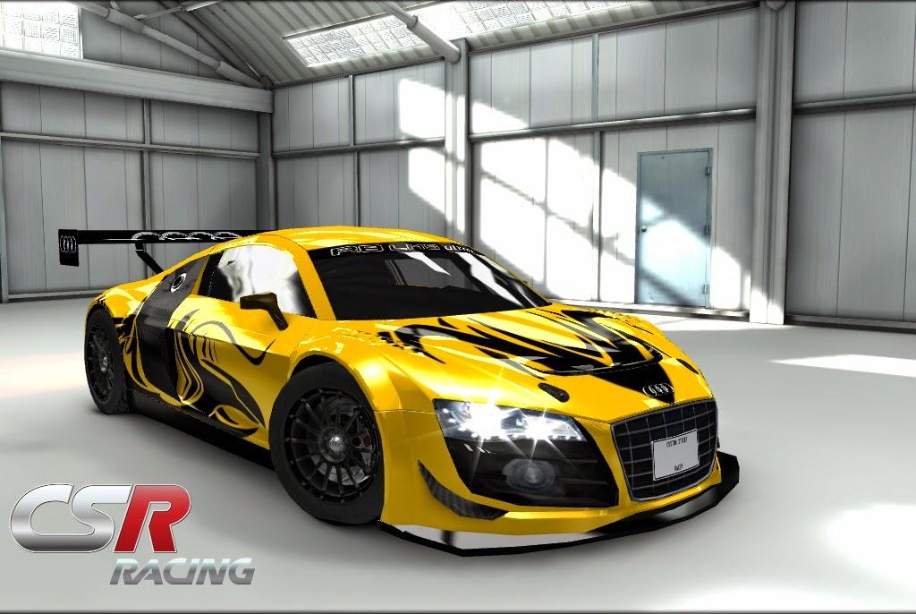 Csr Racing Audi R8 Lms Ultra Csr Daiquiri Gamer S Notes