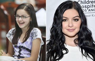 Nerdy Celebs Who Became Gorgeous Adults