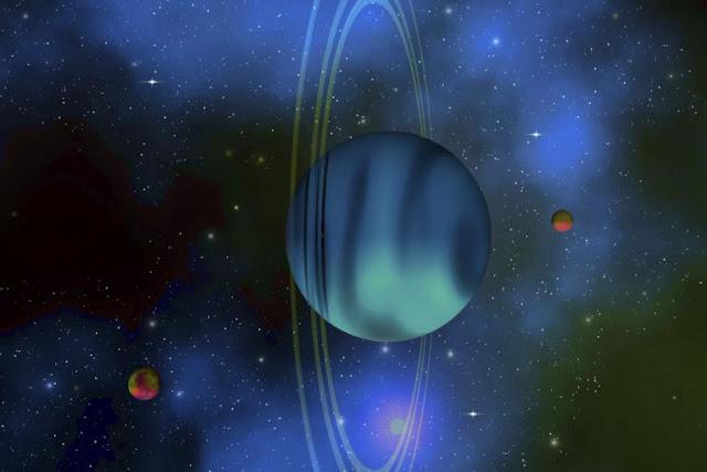 Los anillos son nuevos, dice la NASA
