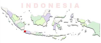 image: Banten map locator