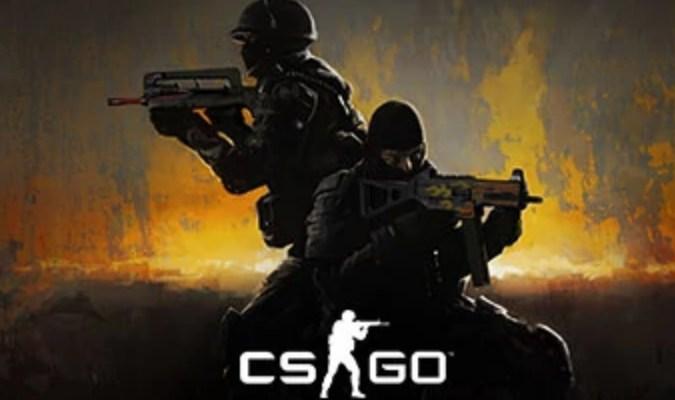 Game FPS untuk Komputer (PC) - CS-GO