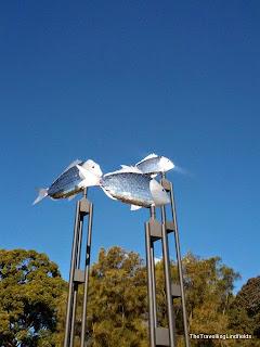Art on the Parramatta Cycle Way