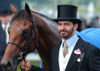horse racing, Saeed bin Suroor, Godolphin,