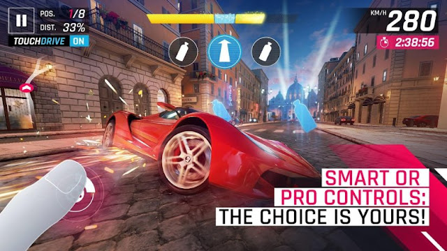 Asphalt 9 : Legends For Android and iOs