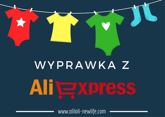 Wyprawka z Aliexpress cz.1
