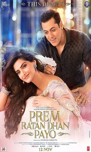 Prem Ratan Dhan Payo (2015) 999MB Full Hindi Movie Download 720p BRRip