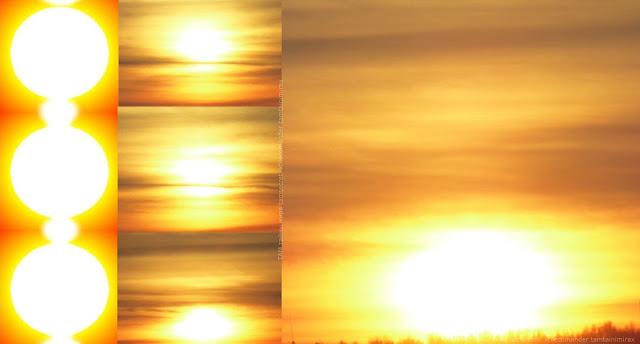 Солнечное Гало Радужные столбы и Звуки декабрь 2014 Солнце 2015 и 2016 Солнечный закат Солнечное Гало Солнечные радужные столбы солнечные столбы