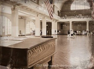 Registry Room, Ellis Island