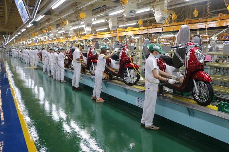 Operator Produksi PT Astra Honda Motor | Lowongan Kerja Oktober 2018