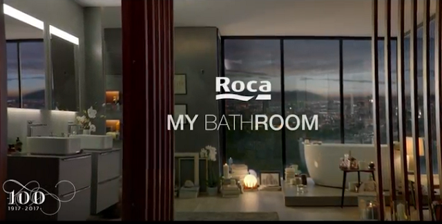 Roca Launches its New Campaign 'My Bathroom'