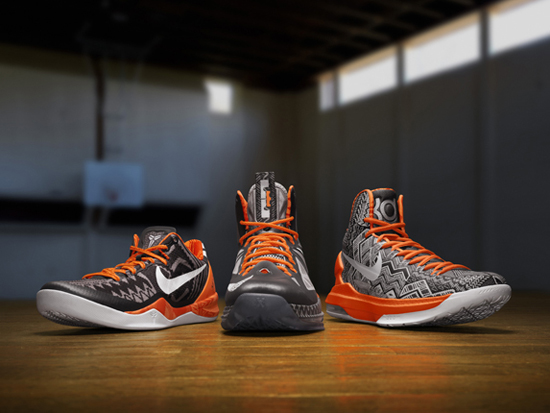 pretty nice 09ef0 8b955 Set to hit select Nike accounts as a limited release on Saturday, January  26th, 2013 are the Nike LeBron X BHM, Nike Zoom KD V BHM and the Nike Kobe 8  ...
