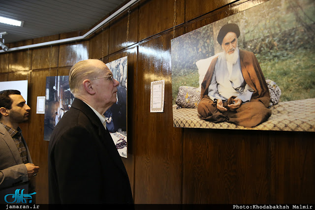 Image Attribute:Professor John Joseph Mearsheimer in Iran (December 2017) / Photo: Khodabaksh Malmir / Jamran.ir.