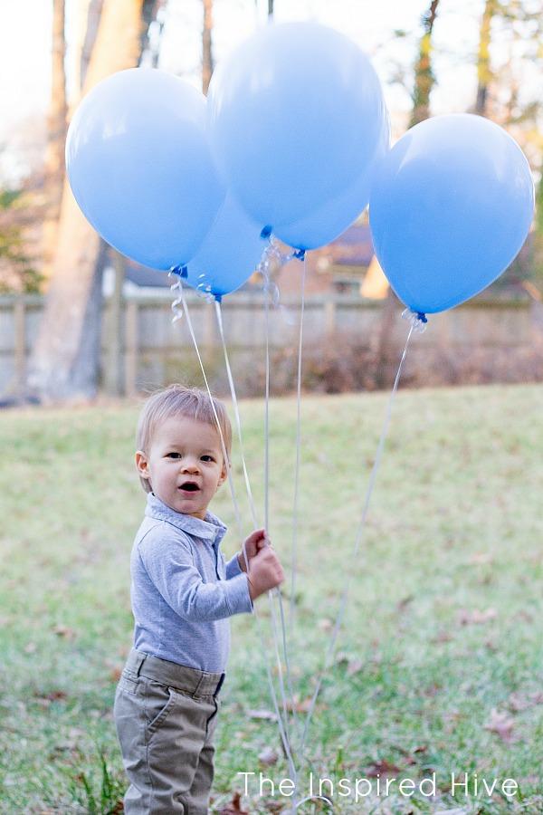 It's a boy! A 21 week bumpdate plus 10 long distance gender reveal ideas!