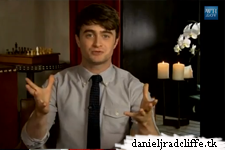 Michelle Obama at HP 7 part 2 screening + exclusive message from Daniel Radcliffe