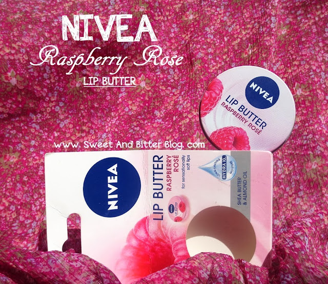 New Nivea Lip Butter in Raspberry Rose Review India