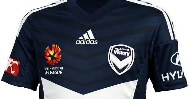 Adidas lança as novas camisas do Melbourne Victory - Show de Camisas 178ac3d6a560b